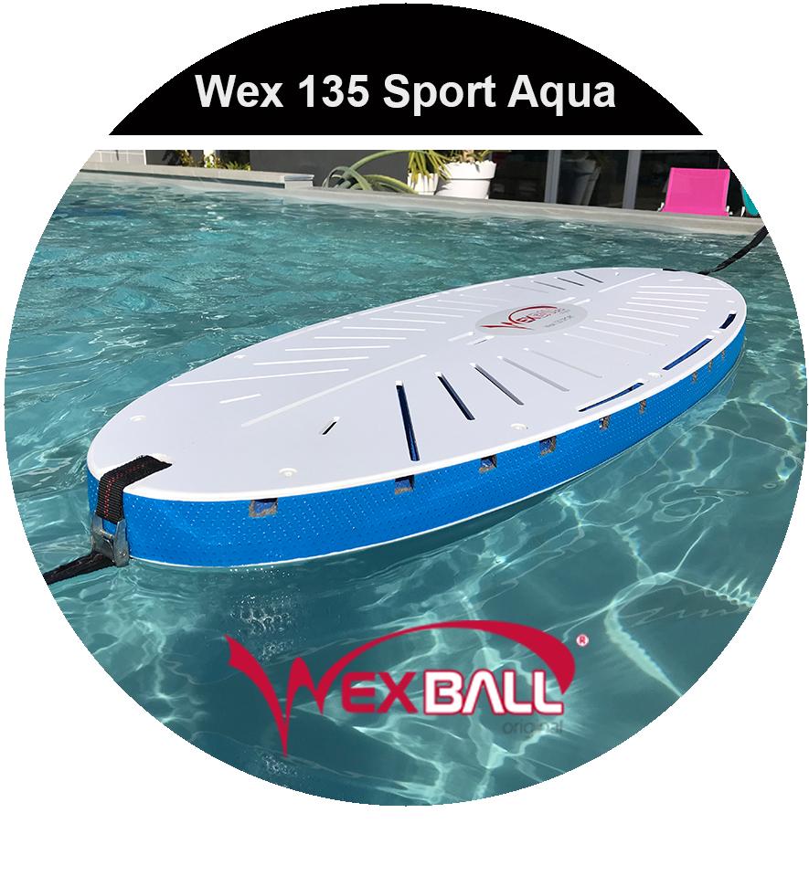 Wex 135 Sport Aqua 199 €