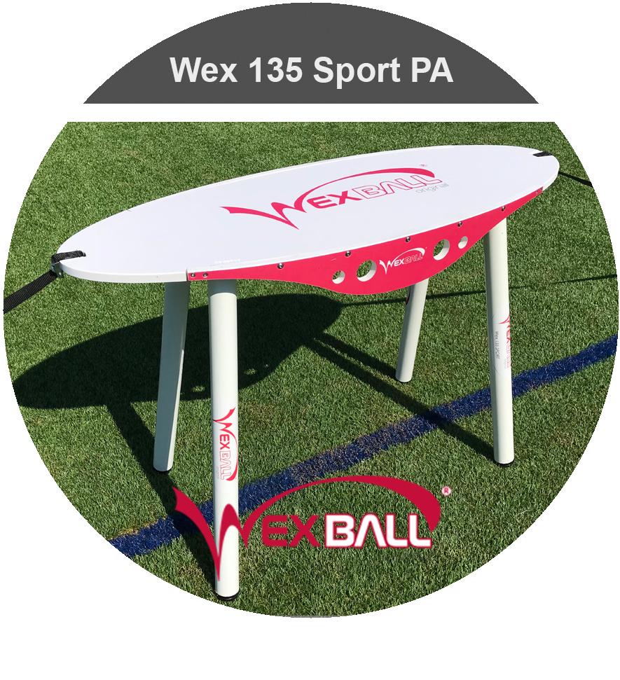 Wex 135 Sport PA 239 €